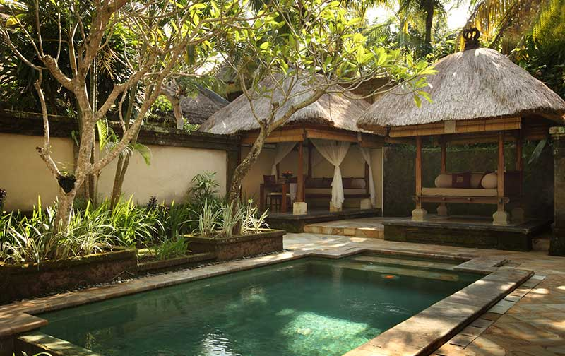 Yoga retreat ubud bali 2017 love life live yoga for Garden pool villa ubud